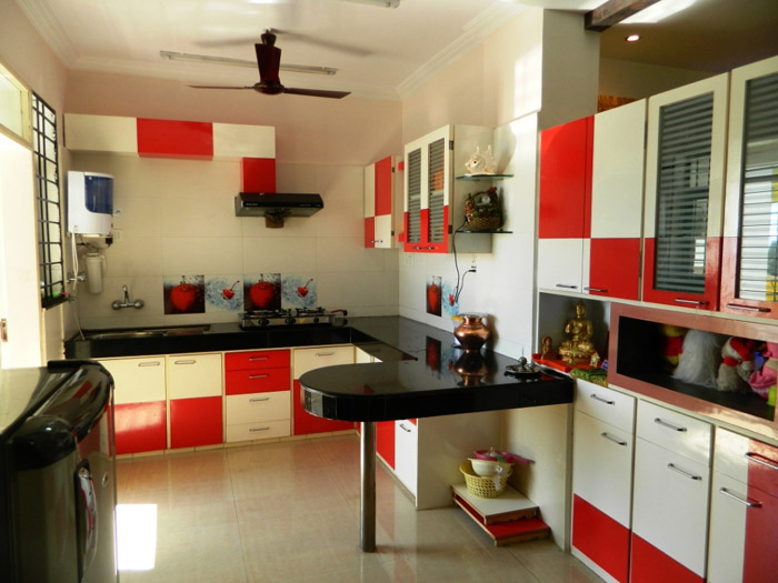 Kitchen Interior | Shivam Interior Designer